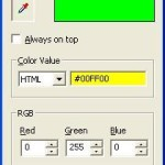 uToolbox Color Picker Tool Screenshot