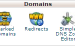 cPanel - Addon Domains icon