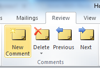 Microsoft Word - Review - Comments