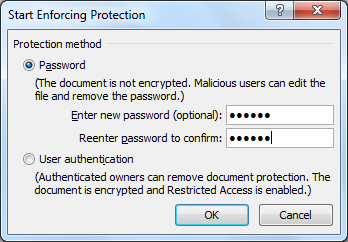 Microsoft Word - Start Enforcing Protection