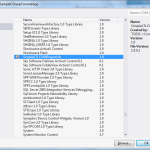 "Visual Studio 2012 - ""Reference Manager"" dialog"