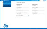 Intel - Graphics Control Panel - Information Center